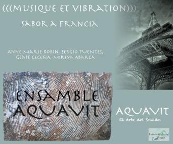 ensamble Aquavit cartel