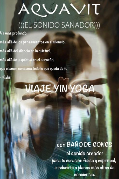 yin yoga gong